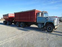 1971 FORD 8000 DUMP TRUCK