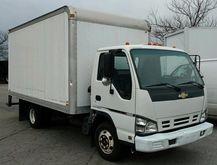 2007 CHEVROLET W4500 Box truck