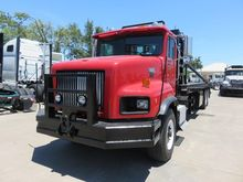 1997 INTERNATIONAL 5000 Winch t