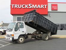 2000 ISUZU NQR Dump truck
