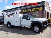 2008 FORD F450 CONTRACTOR TRUCK