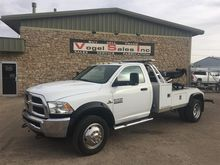 2013 DODGE RAM 5500HD Wrecker t
