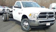 2017 RAM 3500 Cab chassis