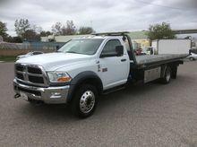2012 RAM 5500 Rollback tow truc