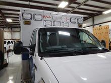 2010 FORD E-SERIES Ambulance
