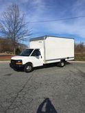 2012 CHEVROLET G3500 Box truck
