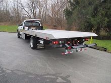 2017 RAM 5500 ROLLBACK TOW TRUC