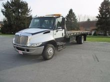 2003 INTERNATIONAL 4300 Rollbac