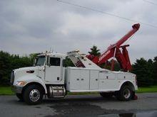 2008 PETERBILT 335 Wrecker tow