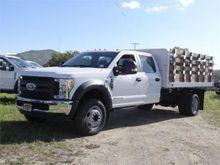 2017 Ford F-450 Dump truck
