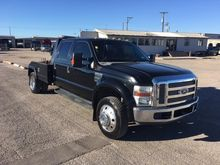 2008 FORD F550 Wrecker tow truc