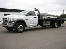2012 DODGE RAM 5500 ROLLBACK TO
