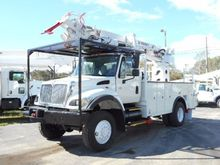 2007 INTERNATIONAL 7300 DIGGER