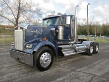 2009 KENWORTH W900 CONVENTIONAL