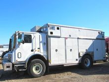 1998 MACK MR688P FIRE TRUCK