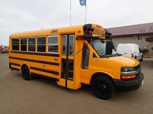 2009 CHEVROLET THOMAS SCHOOL BU