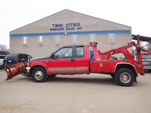 1999 FORD F350 Plow truck - spr