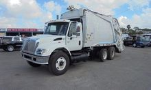 2007 INTERNATIONAL 7600 GARBAGE
