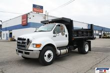Used 2012 FORD F650