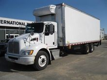 2011 KENWORTH T300 REFRIGERATED