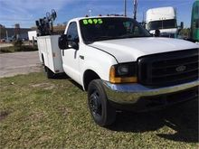 Used 1998 FORD F550