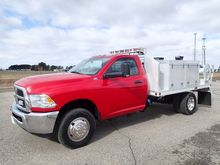 2012 DODGE RAM BRUSH FIRE TRUCK