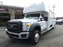 2014 FORD F450 SUPER DUTY BUS