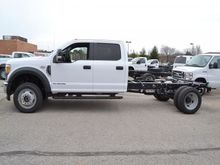 2017 FORD F-550 BOX TRUCK - STR