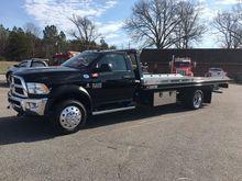2017 DODGE RAM Rollback tow tru