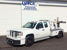 2008 GMC 3500 Wrecker tow truck