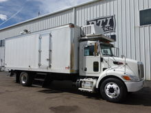 2011 PETERBILT 337 REFRIGERATED