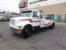 1996 INTERNATIONAL 4700 WRECKER