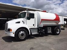 2007 KENWORTH T300 SEPTIC