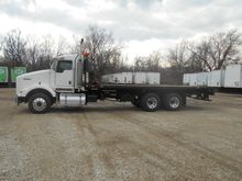 2006 KENWORTH T800 Rollback tow