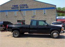 1993 GMC 3500 Wrecker tow truck