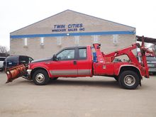 1999 FORD F350 Wrecker tow truc