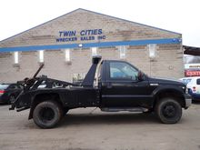 2006 FORD F350 XL WRECKER TOW T