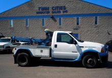 2001 FORD F350 XL WRECKER TOW T