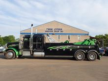 2008 PETERBILT 367 WRECKER TOW