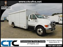 2006 FORD F-650SD BEVERAGE TRUC