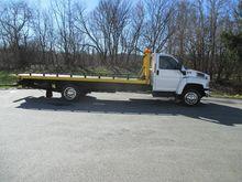 2005 GMC C5500 ROLLBACK TOW TRU