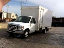 2015 FORD E-SERIES BOX TRUCK -