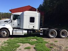 2012 KENWORTH T660 CONVENTION -