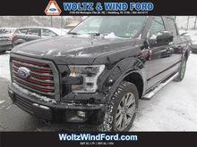 2017 Ford F150 Box truck - stra