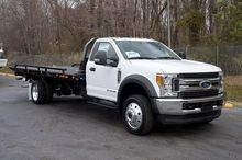 2017 FORD F550 XLT ROLLBACK TOW