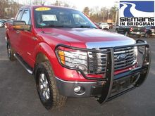 2012 FORD F150 CONTRACTOR TRUCK