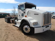 2013 KENWORTH T800 Recycle truc