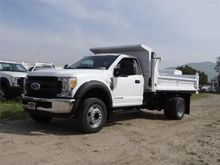 New 2017 FORD F-550