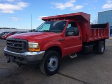 1999 FORD F-550 CAB CHASSIS
