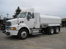 2007 STERLING A9500 WATER TRUCK